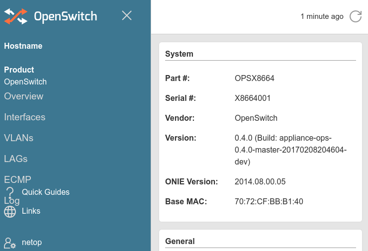 OpenSwitch Network Operating System | Brezular's Blog